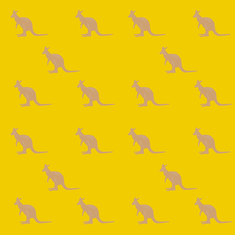 roo fabric by anieke on Spoonflower - custom fabric