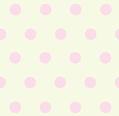 Polka Dots Pastel Pink Yellow
