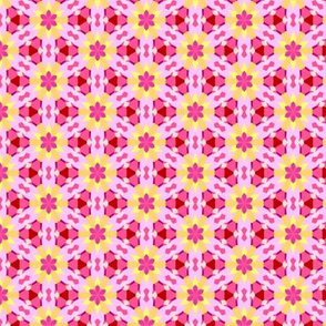 Pretty Patterns Damask Stars Floral - Nov 2012 - 28