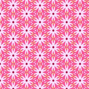 Pretty Patterns Damask Stars Floral - Nov 2012 - 26