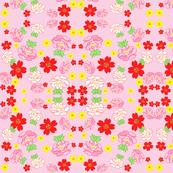 Japanese Garden Pink