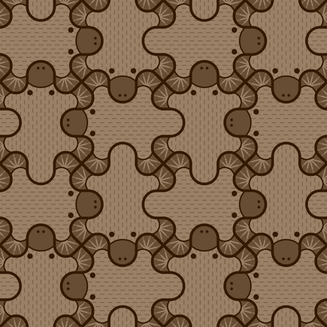 platypus 4 fabric by sef on Spoonflower - custom fabric