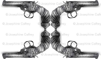 steampunk-gun