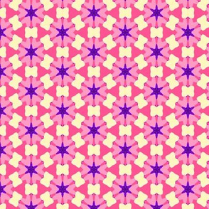 Pretty Patterns Damask Stars Floral - Nov 2012 - 23