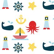 Sailing Pattern