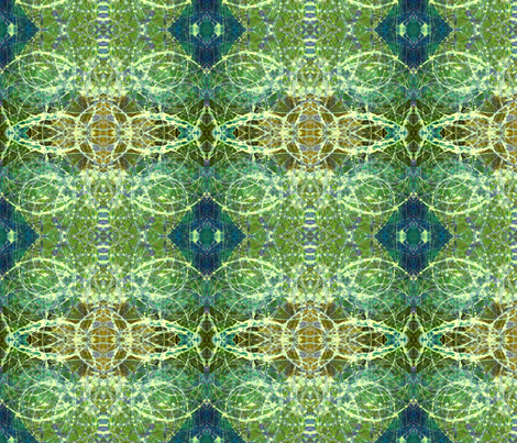 &quot;Sapphire&quot; fabric by jeanfogelberg on Spoonflower - custom fabric
