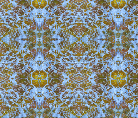 """Viviane"" fabric by jeanfogelberg on Spoonflower - custom fabric"
