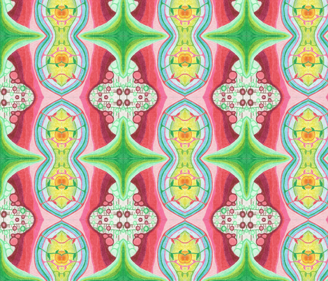 Dr. Pepe fabric by claytown on Spoonflower - custom fabric