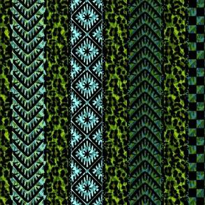african stripes ocean