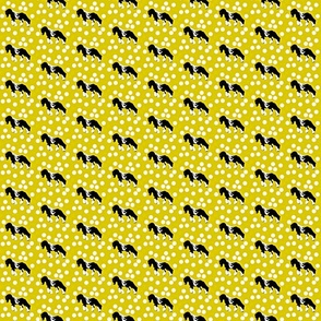 yellow_horse_fabric