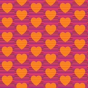 Pérou linéaire Grand coeur 1