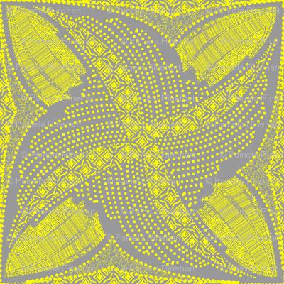 spindots afrikans - lemon zest