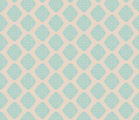 Nostalgia Deja vu fabric by willowberrystudio on Spoonflower - custom fabric