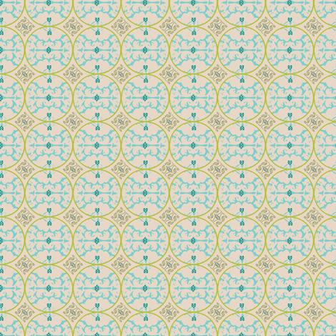Nostalgia Reminisce fabric by willowberrystudio on Spoonflower - custom fabric