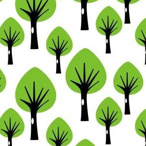 TREES BIG