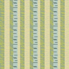 Silver Birch - Mid Century