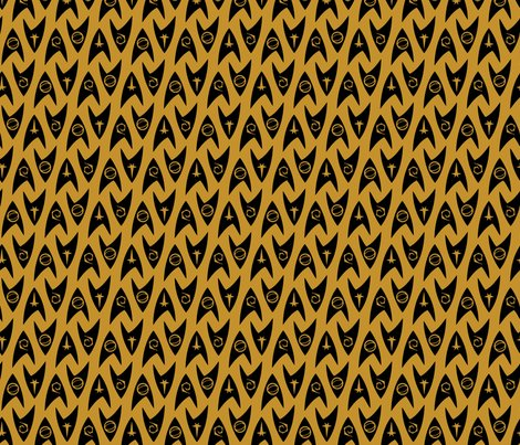 Rtrekpattern-blackongold_shop_preview