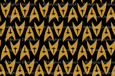 Star Trek TOS Command Insignia