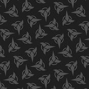 Klingon - Grey, Medium