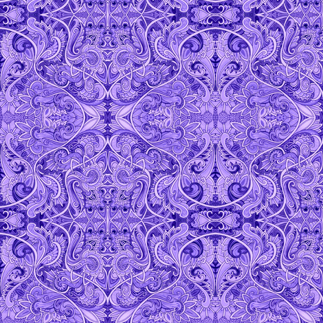 Swirlypurple fabric by edsel2084 on Spoonflower - custom fabric