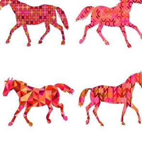 Horse Shadows