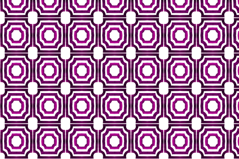 cestlaviv_BLACKberry (formerly raspberry)  fabric by cest_la_viv on Spoonflower - custom fabric