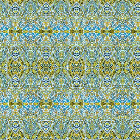 On the Streets of Morocco fabric by edsel2084 on Spoonflower - custom fabric