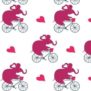 Ride, Elephant, Ride