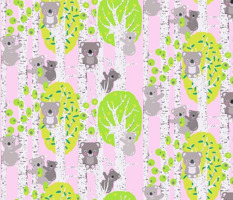 Rkoala_trees_pink_shop_preview