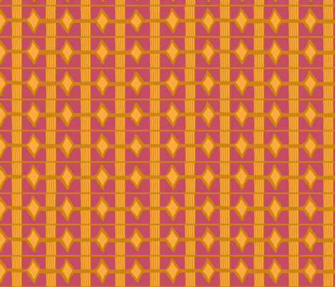 Navii Butterscotch Bars fabric by joyfulroots on Spoonflower - custom fabric