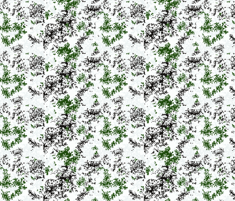 1/6 Scale Snow Flecktarn Camo fabric by ricraynor on Spoonflower - custom fabric