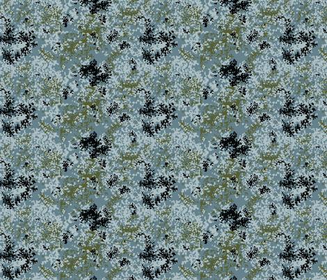 1/6 Scale Urban Flecktarn Camo fabric by ricraynor on Spoonflower - custom fabric