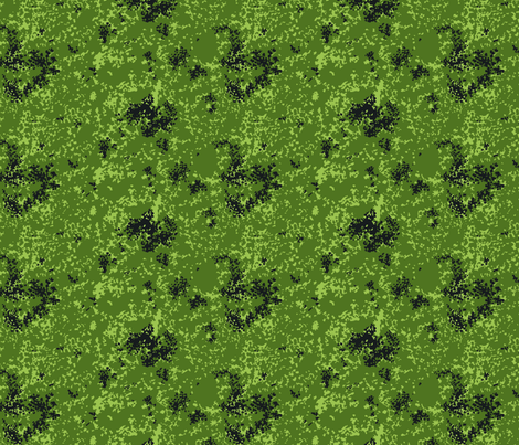 1/6 Scale M84 Danish Temperate Flecktarn Camo fabric by ricraynor on Spoonflower - custom fabric