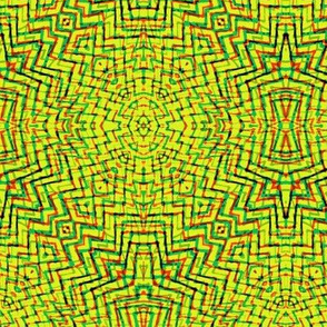 Ripples in Yellow
