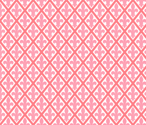 rose_fleur fabric by amybethunephotography on Spoonflower - custom fabric