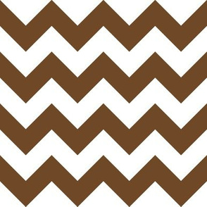 Zig Zag Chevron Chocolate