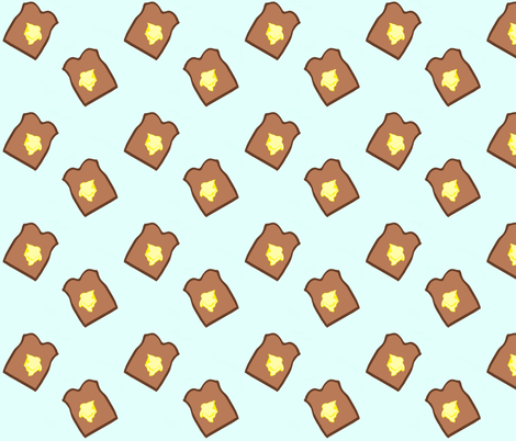 Toast_Rotate fabric by pretty_chalk on Spoonflower - custom fabric