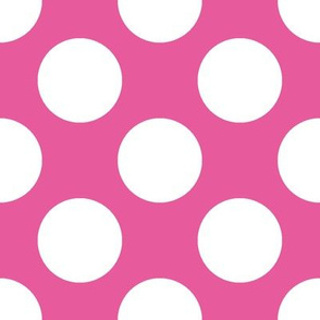 Polka Dot Bubble Gum
