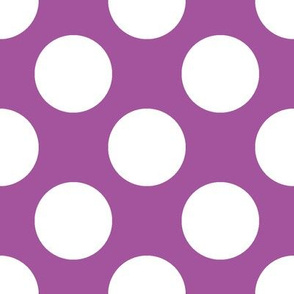 Polka Dot Plum