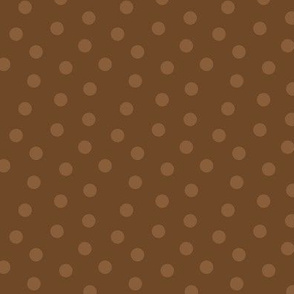 Tonal Mini Dot Chocolate
