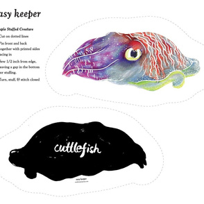 Cuttlefish Stuffee