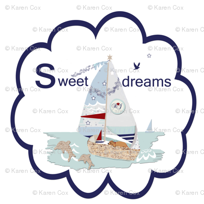 Sweet Dreams Decal