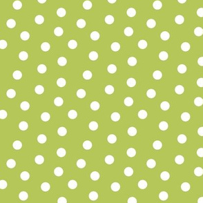 Mini Dot Apple Green