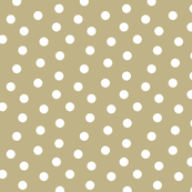 Mini Dot Khaki