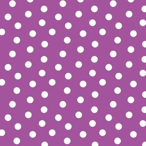 Mini Dot Plum