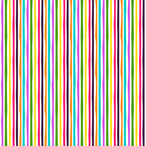 NOLA Stripe fabric by natitys on Spoonflower - custom fabric