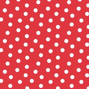 Mini Dot Red
