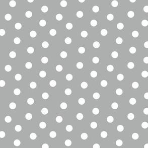 Mini Dot Silver