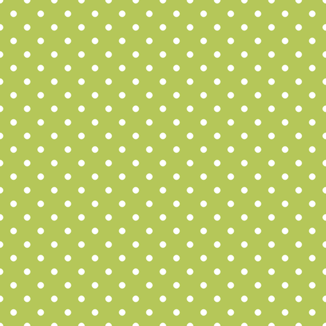 Pin Dot Apple fabric by littlerhodydesign on Spoonflower - custom fabric