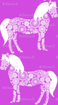 Lace NOLA Horses